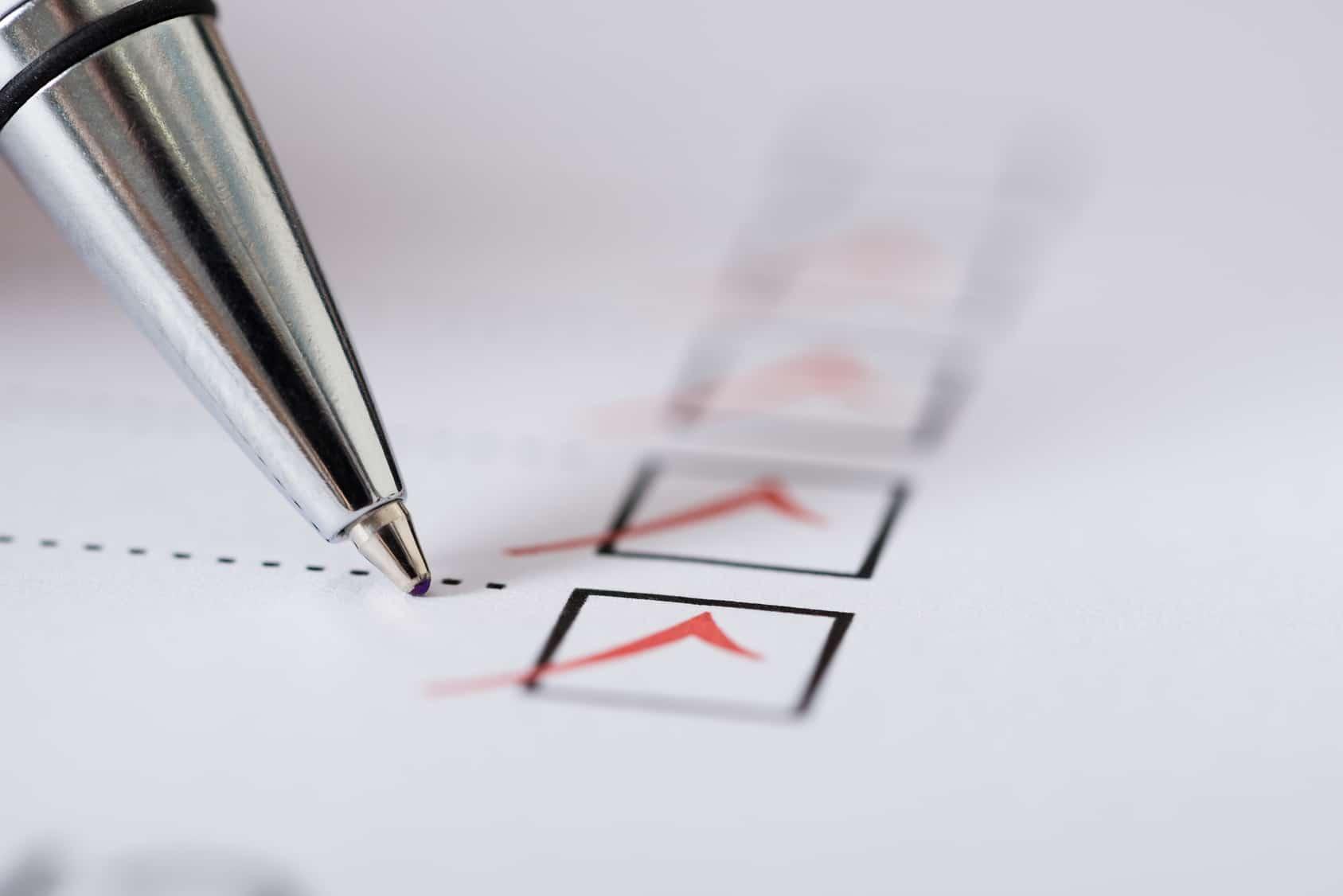 Schließfach-Vergleich Test von Stiftung Warentest