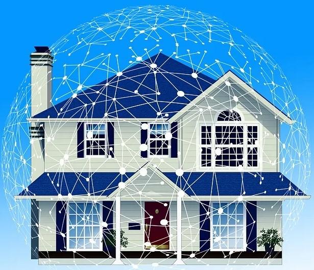 Smart Home Hackerangriff